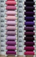 Gutermann Sew All Thread 100% Polyester x 100m Purple Shades Hand Machine Sewing