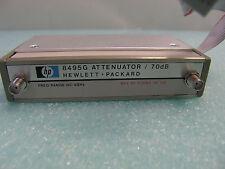 HP 8495G Attenuator/70DB DC-4GHz Option 002