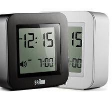 Sveglia BRAUN Orologio da Viaggio digitale BNC018 5013348615831
