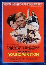Young Winston (DVD, 2011) Anne Bancroft, Simon Ward, Robert Shaw