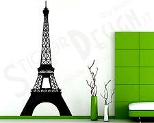 Adesivi Murali Wall stickers Tour Eiffel Parigi  Adesivo Murale Torre Eiffel