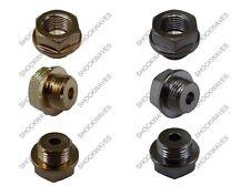 Pavoni Pressure gauge Adaptor 12mm Brass or Stainless Steel