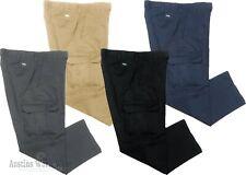 Cargo Work Pants Uniform Used Cintas Unifirst Dickies Redkap Navy Black Gray Tan