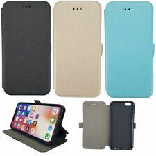 "Apple iPhone 6 6S 4.7"" Handy Tasche Book Pocket Magnet TPU Cover Schutz Hülle"