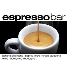 CD Caffè Espresso Bar di Various Artists incl. Mina, Adriano Celentano ua