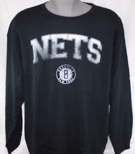 afbcecfafbd NEW Mens MAJESTIC Brooklyn Nets Grey Long Sleeve Big and Tall NBA Thermal  Shirt