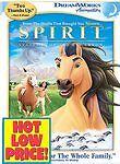 Spirit - Stallion of the Cimarron (Full DVD