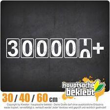 Visualizzazione chilometri 300000+ TACHOMETER chf0868 in 3 dimensioni LUNOTTO