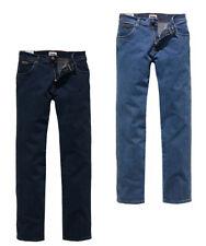 Wrangler Herren Jeans Texas Regular Straight Leg Jeanshose