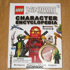 LEGO Ninjago Character Encyclopedia No Mini Figure