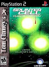 Splinter Cell: Chaos Theory- Collector's Edition
