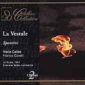 Spontini - La Vestale / Callas · Corelli · Votto, Vittorio Tatozzi, Nicola Zacca
