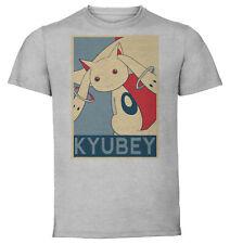 T-Shirt  - Puella Magi Madoka Magica - Kyubey