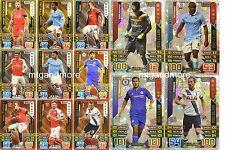 Match Attax 2015/16 Premier League - Limited Edition / 100 Club  Karte aussuchen