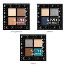 NYX Eyeshadow, Contour, Highlighter, Concealer, Eyebrow Gel, Eyeliner - B2G1F