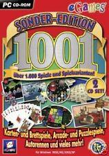 eGames Sonderedition 1001 Spiele und Varianten NEU OVP