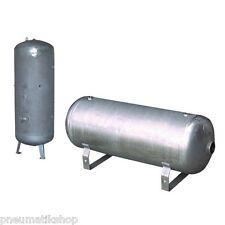 Druckluftbehälter verschiedene Ausführungen liegend+stehend Stahl vz 11 - 16 bar