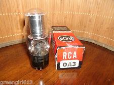 Vintage RCA 0A3 Stereo Tube 1956 #2154 524 57