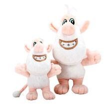 Russian Cartoon Booba Buba White Pig Cooper Plush Toys Doll Soft Stuffed Gift-yl