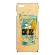 Cover Case Custodia Apple iPhone  COCKTAIL TOM COLLINS