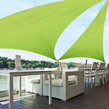 Sonnensegel wasserabweisend UV Schutz Sonnenschutz Regenschutz Sonnendach