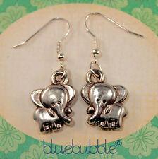 Funky Baby Elephant Aretes Cute Orejas animal de circo Dulce Novedad Divertido Regalo