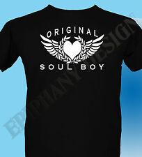 Soul Boy T Shirt Northern Motown Stax 60's 70's Mod Original 3XL 4XL 5XL London