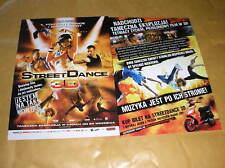 GLOSSY POLISH CINEMA FLYER - STREET DANCE 3D