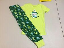 NWT Gymboree Boys Gymmies Pajama set Robot 12/18,18/24M,3,4
