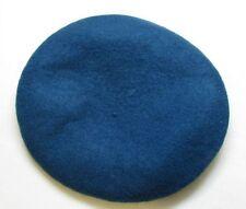 Beret Cap Dark UN Blue R1072