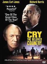 Cry, The Beloved Country DVD, Ramalao Makhene, James Earl Jones, Vusi Kunene, Ch