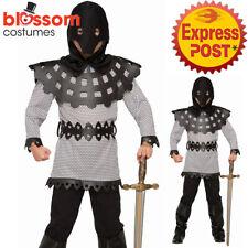 CK911 Brave Knight Medieval Armour Boys Crusader Warrior Fancy Costume Book Week