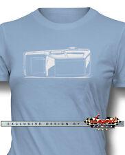 Reliant Robin Three Wheeler T-Shirt for Women - Multiple Colors Sizes - British