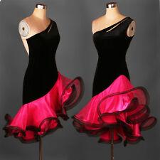 NEU Latino salsa Kleid TanzKleid LatinaKleid Latein Kleid Turnierkleid#FM023