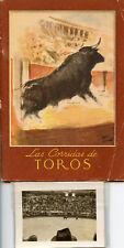 Las Corridas de Toros Booklet + Old Snapshot Pix