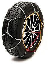 """Sumex Husky hiver classique alliage d'acier chaînes neige pour 19 """"voiture de pneu roue"""