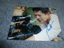 BRILLANTE MENDOZA signed autograph In Person 8x10 FILIPINO director
