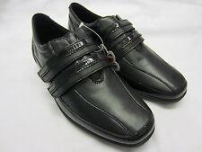 Padders 'Velvet 612/38' Ladies Black Combi Leather Shoes
