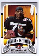 2006 Santonio Holmes Pittsburgh Steelers rookie card