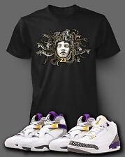 T Shirt to Match Kobe x Air Jordan Shoe Graphic Mamba Tee BlackSS small to 10XL