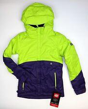 NEW $130 Youth Girls 686 Wendy RARE Purple Insulated Winter Sports Ski Jacket 32