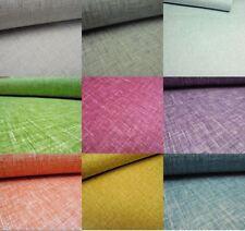 Arthouse Linen Texture Woven Effect 10m Wallpaper 7 Colours