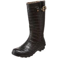 Khombu Rain Boots Black Kaymen Girl Youth all sizes NIB New