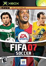 ***FIFA 2007 ORIGINAL XBOX DISC ONLY~~~