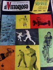 Il Vittorioso 52 1960 Il grande fuggiasco - A. Tosi