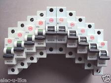WYLEX NSB06 NSB10 NSB16 NSB20 NSB32 NSB40 TYPE B MCB 6 10 16 20 32 40 AMP TRIP