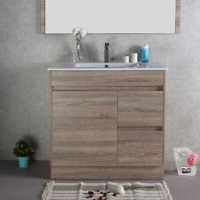 AULIC Finger Pull Bathroom Toilet Vanity Basin Sink Storage Cabinet 900mm