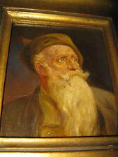 SCHWEITZER Reinhold, *1876 Portrait eines bärtigen Mann