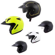 *FAST FREE SHIPPING* Scorpion EXO-CT220 Motorcycle Helmet (Black, White, Yello)