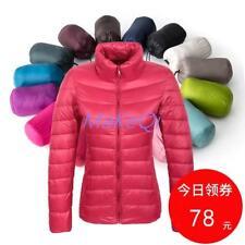 Women Warm Coat Overcoat Down Cotton Hiking Travel Ski Snowboard Outdoor Jacket